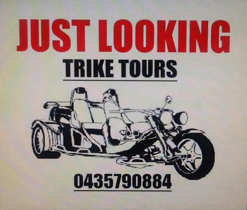 JUST LOOKING TRIKE TOURS