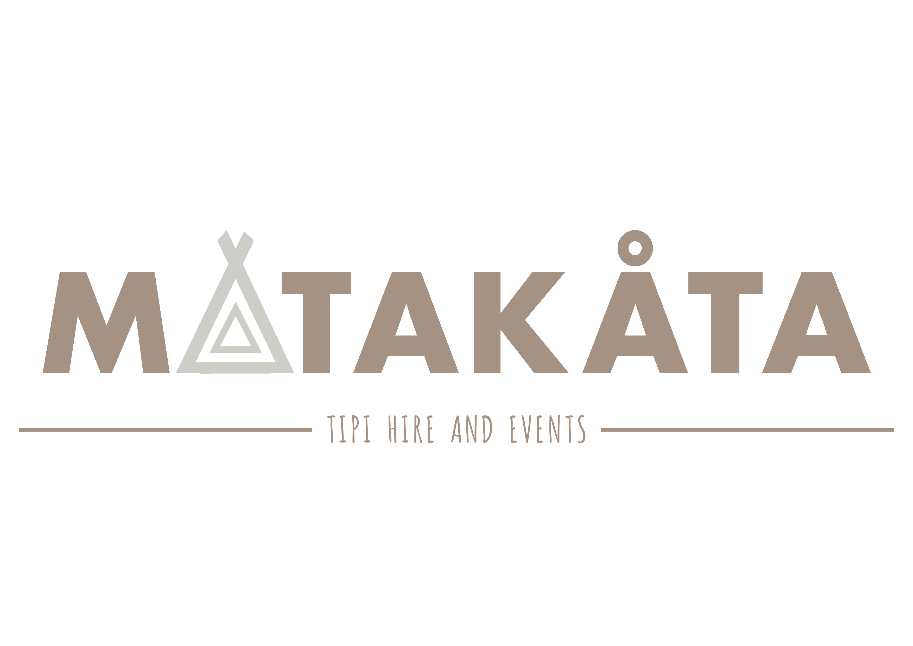 Matakata Tipi Hire & Events