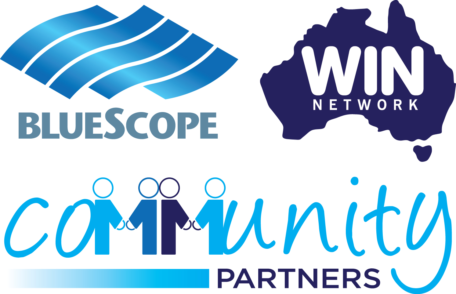 BlueScopeWIN Community Partners Program
